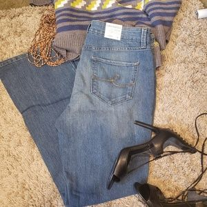 Sonoma Curvy Bootcut Jeans